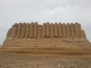Ruines in Merw, Turkmenistan
