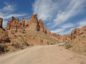 Charyn Canyon, Kazachstan