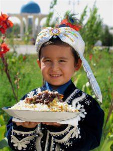 Oezbeekse cuisine
