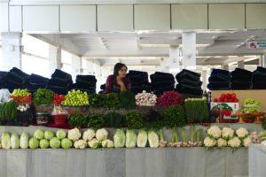 Oezbeekse markt