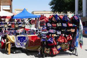 Oezbeekse handwerken