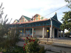 Chinese Moskee in Karakol, Kirgizië