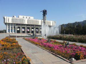 Bishkek, Kirgizië